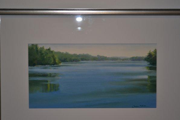 Long Pond, June, Catherine Tuttle.