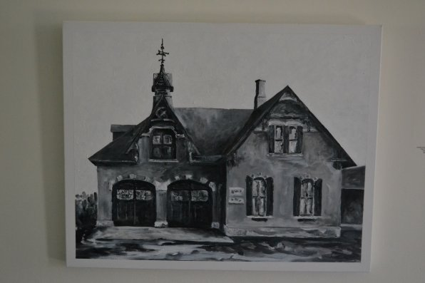 Carriage House, Kimball Jenkins.