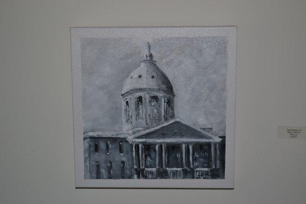 Capital Building, NH.