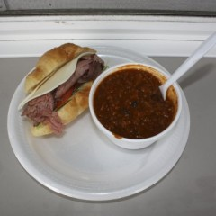 The Snob stops by Cimo's South End Deli