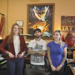 We needle ink maestro Sean Ambrose