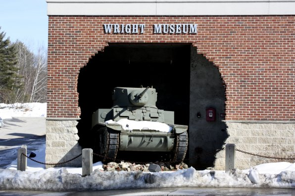 <strong>The Wright Museum</strong></p><p>Don't let the tank fool you! The Wright Museum is dedicated to American history from the years 1939 to 1945, so, sure, there are some World War II military vehicles (and they are pretty cool). But we were most impressed with the relics from the home front. Step into the wayback machine!