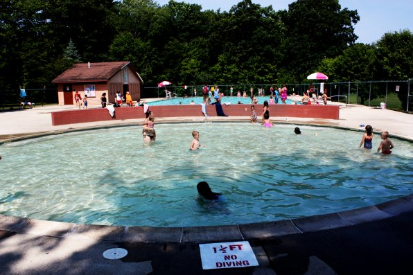 Schools are out pools are in the concord insider - Dauphin public swimming pool hours ...