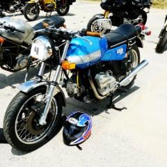 Ducati club rides in Concord