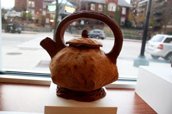 """""""Teapot,"""" John Bennard."""