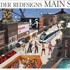 The Insider redesigns Main Street