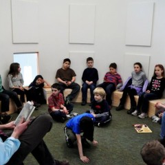 Historical Society to host story time for the kiddos