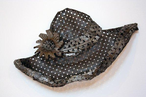"""""""Gardening Hat,"""" Madeleine Lord."""