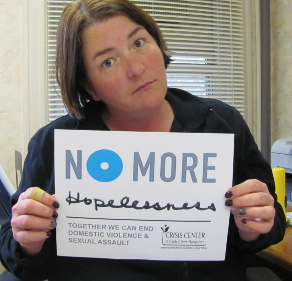 Familiar Faces Take Stand Against Domestic Violence The