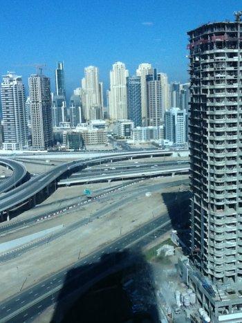 Dubai boasts some pretty remarkable architecture.