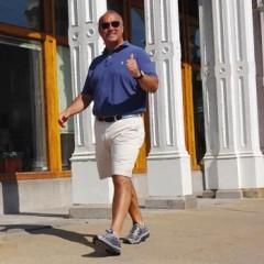 Capital Area Wellness Coalition:Walk with Mayor Bouley – twice, if you'd like
