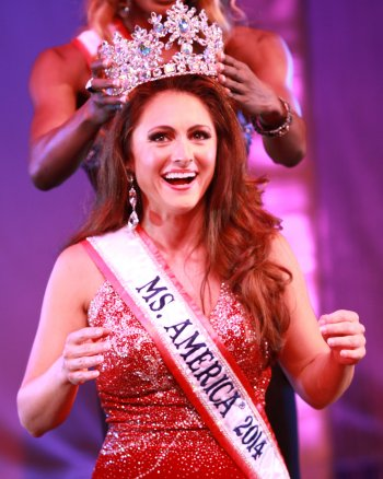 Dr. Stephanie Mills was crowned Ms. America 2014 in part because she has a torso and arms attached to her back and can crown herself! It's also super handy for adjustments at the office.