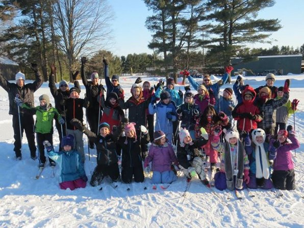 Look at how much fun the 2014 Concord Nordic Bill Koch Ski League participants were having! Read up to find out how to get involved.