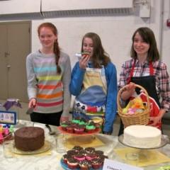 Concord Christian Academy unveils the first dessert extravaganza