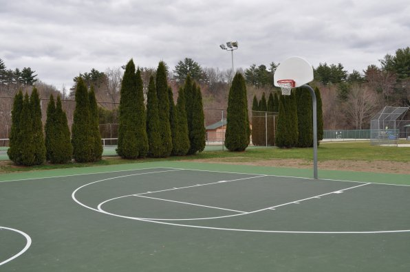 <strong>Merrill Park</strong></p><p>If you want to play basketball against a team of really tall, skinny, super-green trees, Merrill Park on Eastman Street is definitely the place to go. But you can also go there to swim in the pool or play tennis, Little League baseball, softball or soccer, or just get some energy out racing around the expansive green space. Additionally, there's a sheltered picnic area and trails to check out at your leisure.