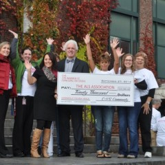 CHS makes the ALS Association Connolly tougher and $20K stronger