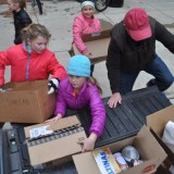 The Knights of Columbus are hosting a 24-hour food drive
