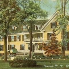 Classic Concord Photo – Tue, 25 Nov 2014