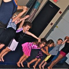 McKenna Dance Center Campers – Tue, 31 Jul 2012