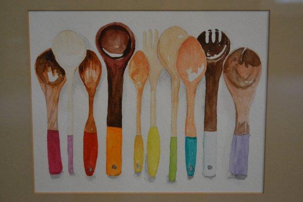 Loving Spoonfuls, Pat Gruttemeyer.