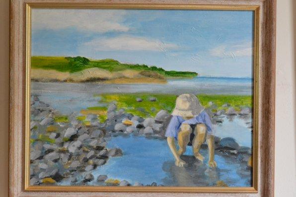 York Beach, Mary Degelsmith.