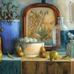 Mill Brook opens season with Pastel Society show