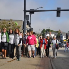 Raise awareness for hearing loss at New Hampshire Hears Walkathon
