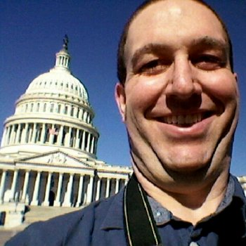 Brady Carlson descends upon the capital (not literally – that would hurt!).