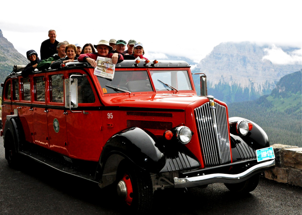Look at this happy bunch of bus riders! This crew of Concord globetrotters took a trip to Glacier National Park in Montana, and they took the Insider with them. Pictured getting a ride on the historic Red Bus are: Mike and Eileen Gfroerer, Robyn and Bob Cotton, Pam and Og Young, Betty and Mike Lenehan, Alice and Houston Davis, and Jim Morris and Debbie de Peyster. What's cooler than cool? Ice cold! If you take the Insider with you on a trip, send us a picture at news@theconcordinsider.com. Thanks!