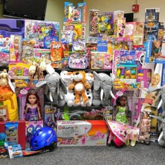 CRTC competition leads to lots of cool stuff for Toys for Tots