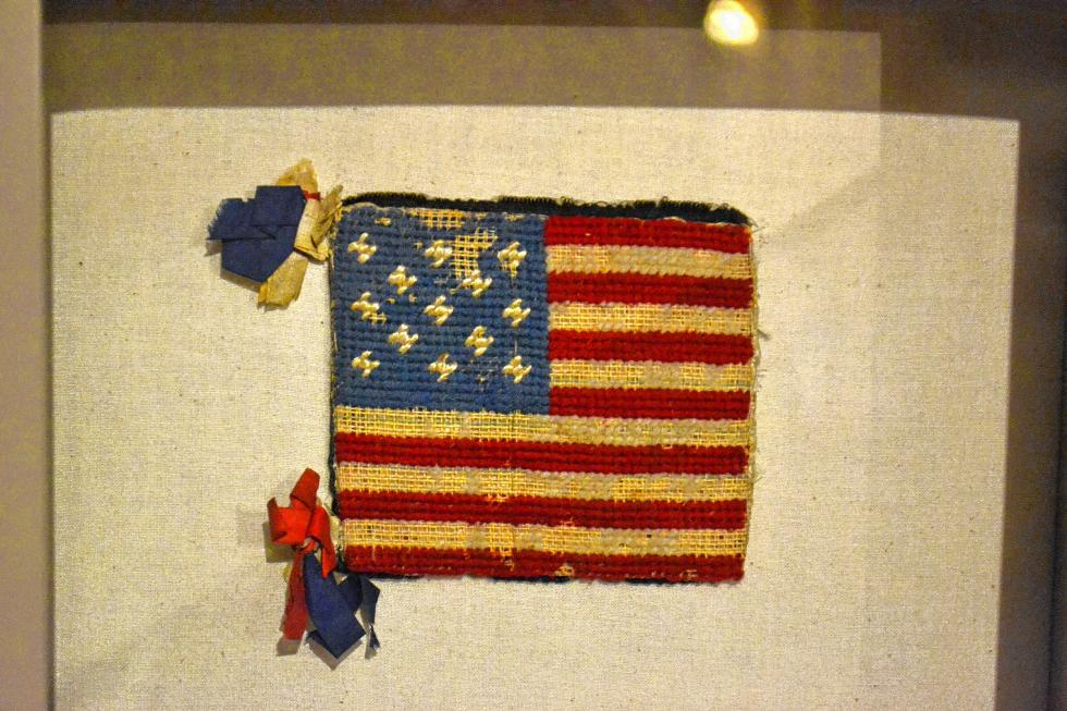 Needle Case, Troy, 1861. (TIM GOODWIN / Insider staff) -