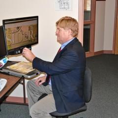 Meet David Morgan, the N.H. Association for the Blind's new boss