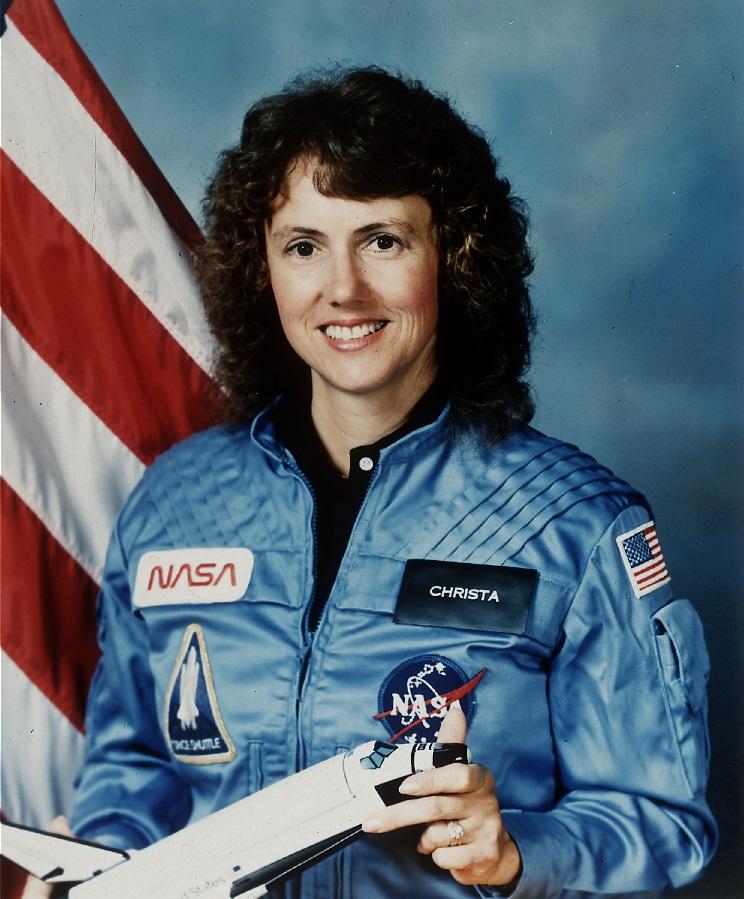 space shuttle challenger teacher - photo #7