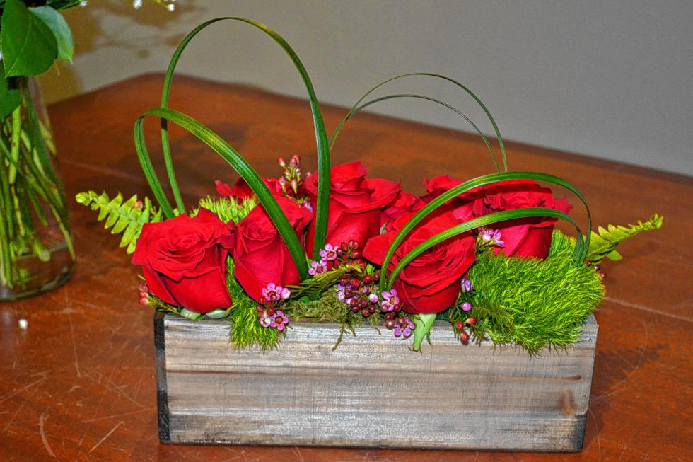 Now that's what we call a pretty arrangement. (TIM GOODWIN / Insider staff) -