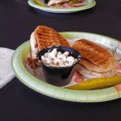 The CountDown Cafe is serving up food that's out of this world