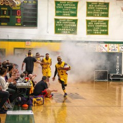 The Harlem Wizards blew the doors off Bishop Brady High School
