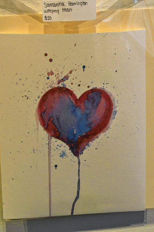 Weeping Heart, Samantha Harrington. (TIM GOODWIN / Insider staff) -