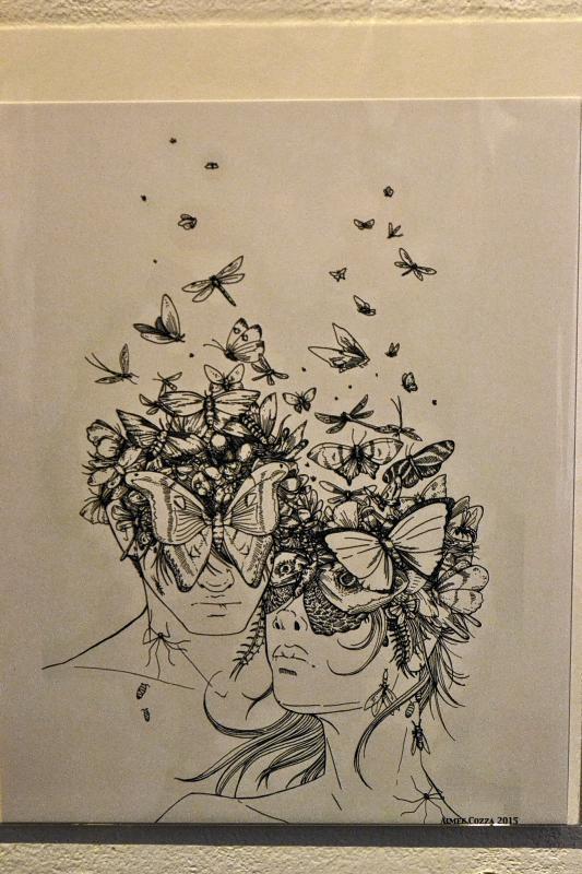 Decomposition, Aimee Cozza. (TIM GOODWIN / Insider staff) -