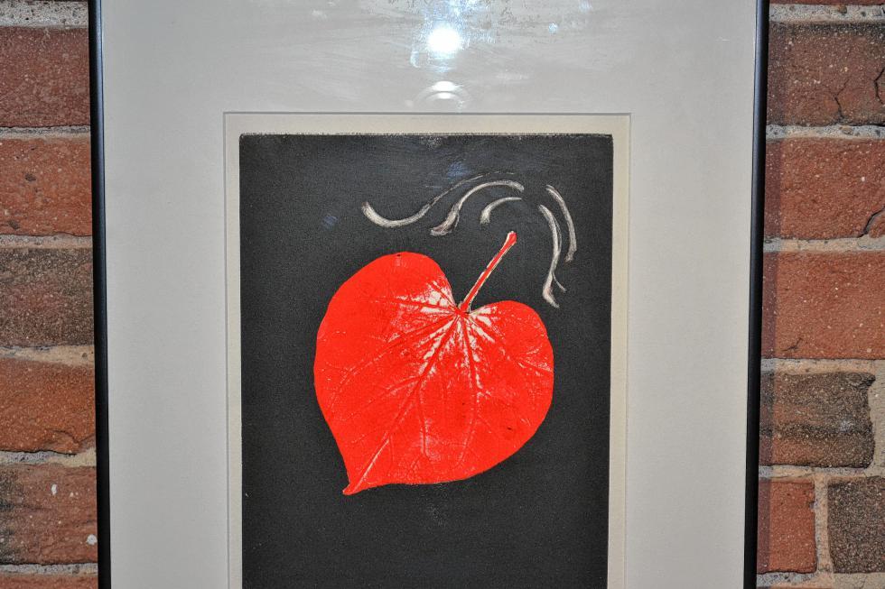Nature's Valentine, Elizabeth D'Amico. (TIM GOODWIN / Insider staff) -