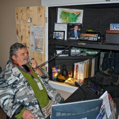 Want to connect with people all over the world? Try using a ham radio