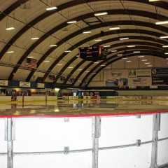 Everett Arena says goodbye to ice and boards until September