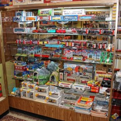 Depot Antiques & Toys is the place for all your model railroad needs