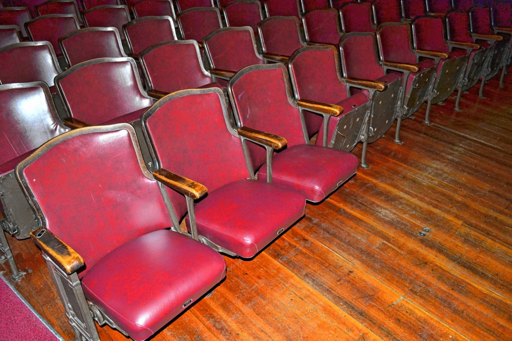TIM GOODWIN—Insider staffThe Concord City Auditorium is in the process of fundraising to redo all 850 seats.