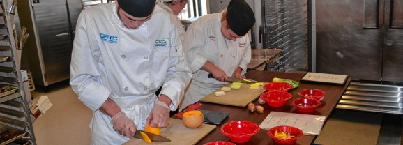 CRTC culinary is taking its meal to nationals
