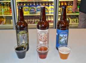 Tasty Brews: We stopped by an Oddball tasting at Barb's