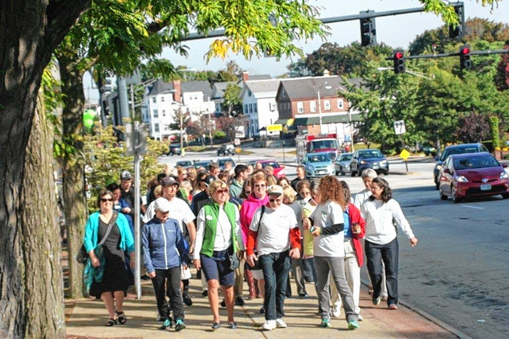 Courtesy photoThe Capital Area Wellness Coalition wants you to take part in the annual Mayor's Walk on June 1.