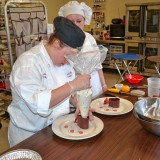 CRTC culinary team competes in nationals