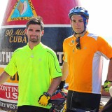 4,500-mile ride on tap for Thomson brothers