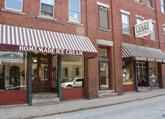 We took a look at Concord's ice cream shops