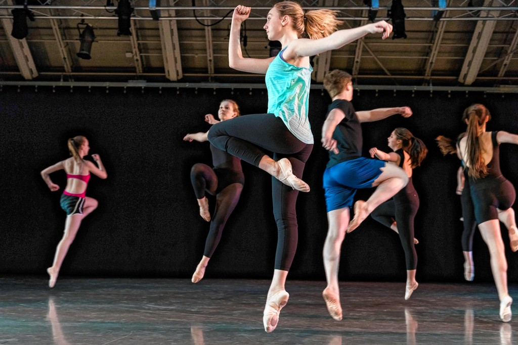 Courtesy photoSt. Paul's School's Ballet Company will hold its spring performance on Friday and Saturday at the Oates Performing Arts Center.